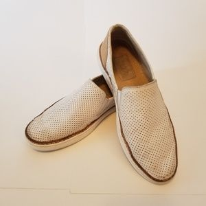Uggs perforated slip on sneaker shoe size 6.5
